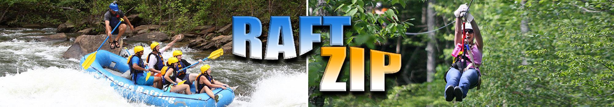 Raft & Zip