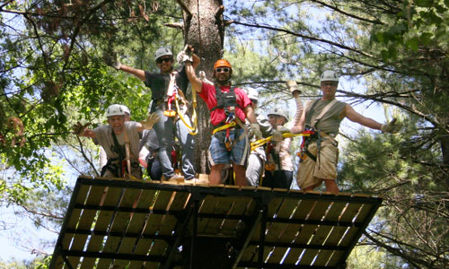 Blue Ridge Zipline Tours